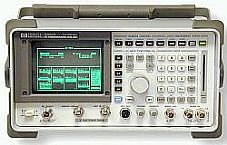 8920A - Agilent HP Spectrum Analyzer