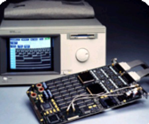 16555D - Agilent HP Logic Analyzers