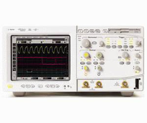 54833D - Agilent HP Mixed Signal Oscilloscopes