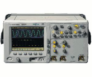 MSO6012A - Agilent HP Mixed Signal Oscilloscopes
