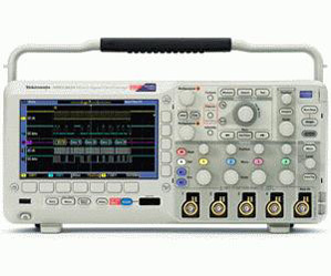 MSO2012 - Tektronix Mixed Signal Oscilloscopes