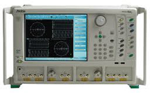 MS4645A with Option MS4640A-070 - Anritsu Network Analyzers