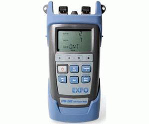 PPM-350C - EXFO Optical Power Meters