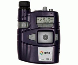 HP3-60 - JDSU Optical Power Meters