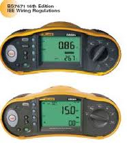 1650-11 - Fluke Power Analyzers
