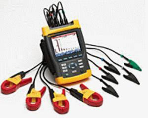 434 - Fluke Power Analyzers