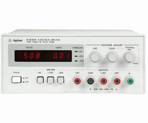 E3630A - Agilent HP Power Supplies DC