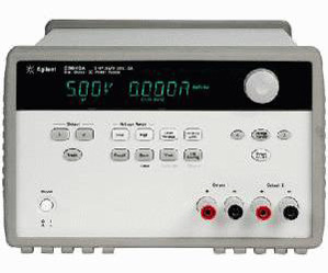 E3631A - Agilent HP Power Supplies DC
