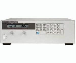 6650 Series - 500W - Agilent HP Power Supplies DC