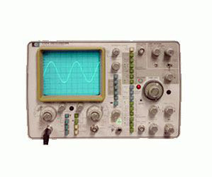 1725A - Agilent HP Analog Oscilloscopes