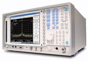 3281A - Aeroflex Spectrum Analyzers