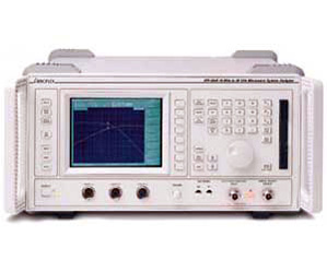 6844 - Aeroflex Spectrum Analyzers