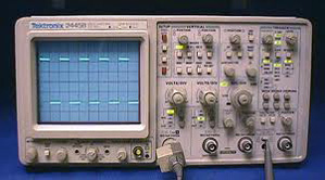 2455B - Tektronix Analog Oscilloscopes