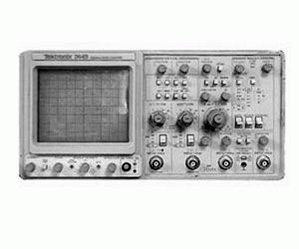 2455A - Tektronix Analog Oscilloscopes