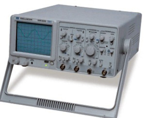 GOS-622G - GW Instek Analog Oscilloscopes