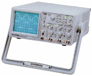 GOS-6030 - GW Instek Analog Oscilloscopes