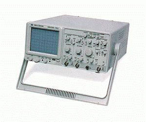 GOS-626G - GW Instek Analog Oscilloscopes